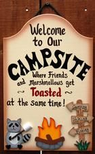 Camping & RV Signs HA HA HA-We need one of these at Miller's Happy Acres this summer!  lol Pintura Country, Outdoor Fun, Outdoor Camping, Outdoor Ideas, Outdoor Crafts, Backyard Camping, Backyard Patio, Outdoor Spaces, Outdoor Activities