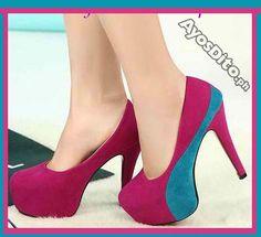 Ladies pumps