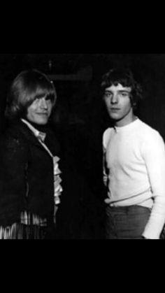 Brian and Peter Frampton