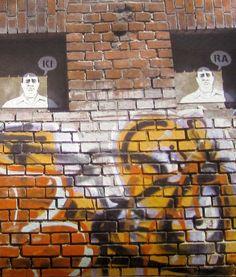 Street Art Yorckstrasse Berlin