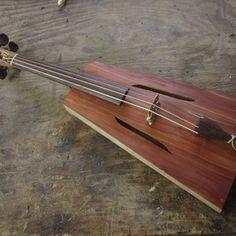 Improvised Folk Fiddle - http://www.instructables.com/id/Improvised-Folk-Fiddle/