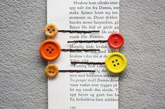 DIY Button Bobby Pins | Morning Creativity
