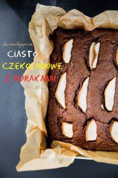 ciasto czekoladowe z burakami (chocolate cake with beets)