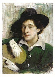 """""""Mine alone is the country of my soul.""""   """"If I create from the heart, nearly everything works; if from the head, almost nothing."""" - Marc Chagall (INFP Poet)"""