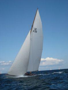 ) at the 2009 German Classics Sailing Yachts, Sailing Ships, Dinghy, Boats, German, Racing, Dreams, Classic, Jon Boat