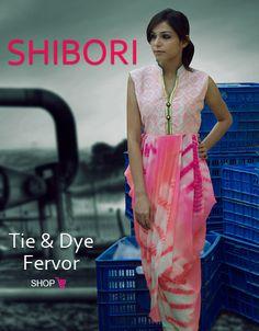 Tie & Dye, Shibori