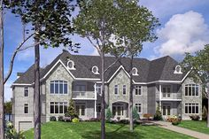 37 Best Townhome Floor Plans and Elevations images in 2019