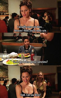 Let's Go To The Movies (13 going on 30,jennifer garner)