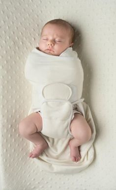 Ergobaby Swaddlers - better for the hips/legs and easier for diaper changes!