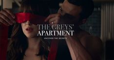 Welcome home Mr. and Mrs. Grey. Explore Christian and Ana's lavish penthouse and get an exclusive look into their world.