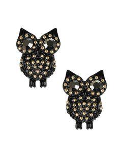 Owl Jewelry Earings