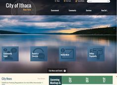 City of Ithaca, New York is named to the 2016 Digital Cities Survey list. http://www.govtech.com/dc/articles/Digital-Cities-Survey-2016.html#Ithaca | #govtechnews | #ithaca #newyork #localgov #technology #digital #cities #awards #laserfiche #generalcode