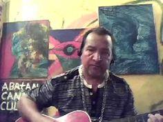 Cancion caricias autor Luis Carima cantautor