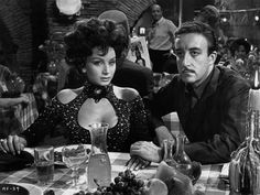 Peter Sellers and Maria Grazia Buccella in After the Fox (1966)