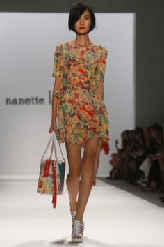 Nanette Lepore Ready To Wear Spring Summer 2014 New York - NOWFASHION