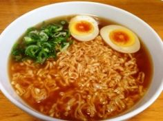 August 25th is the day of instant ramen noodles in Japan.  It is the day when Nissin Chicken Ramen has been started to sell.    #japanesefood #ramen