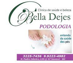 Bella Dejes: Todo o cuidado que seus pés precisa com o carinho ...