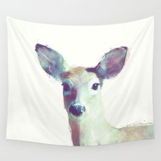 Whitetail No. 1 Wall Tapestry