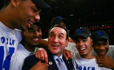 A 13-1 run brought No. 5 Duke back from a double-digit hole against St. John's Sunday, earning head coach Mike Krzyzewski the 1,000th win of his career.
