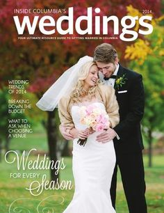 Inside Columbia's Weddings 2014 - Check out Museao featured on page 20! :)
