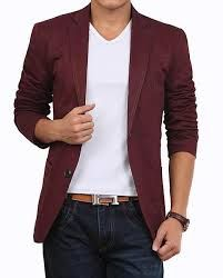 73 Best Mens Blazer With Tshirt Images Blazers For Men Man