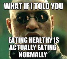 Eathing healthy #eating #healthy