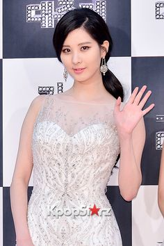 Seohyun - Girls Generation at 2014 KBS Gayo Daechukje Red Carpet
