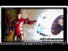 Iron Man Animacion Argentina   black sabbat