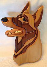 wooden german shepherd - Google Search