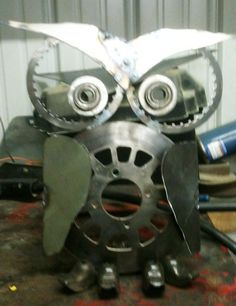 1000 Images About Car Truck Parts Repurposed On Pinterest