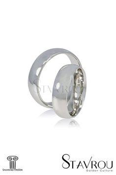 βέρες γάμου, αρραβώνα, ασημένιες 925' στα 6,00 mm / SV3 logo #βέρες_γάμου #βέρες_αρραβώνων #κοσμήματα_χαλάνδρι Wedding Rings, Engagement Rings, Jewelry, Enagement Rings, Jewlery, Jewerly, Schmuck, Jewels, Jewelery