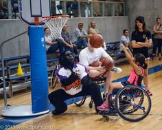 SpoFit Adds New Basketball Hoops for Youth - Virginia G. Piper Sports & Fitness Center for Persons with Disabilities - Virginia G. Piper Sports & Fitness Center for Persons with Disabilities