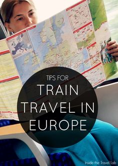 Unusual and interesting facts about train travel in Europe and how to make the most of your journey via @insidetravellab http://www.insidethetravellab.com/train-travel-in-europe/