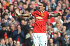 Angel di Maria: No friends on pitch in Manchester derby against City, you are defending the pride of your colours ! #7FromHeaven ♥