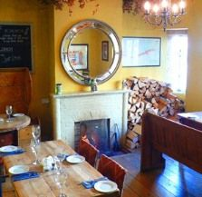 Winchcombe Wine Sausage Front Dining Room