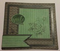 Smile von Julchens Papierwelt