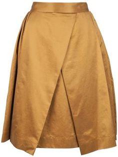 Vivienne Westwood Anglomania Petal skirt on shopstyle.com