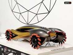 Dubai 2030 Amphibious Vehicle by Beichen Nan, via Behance.....this is the future