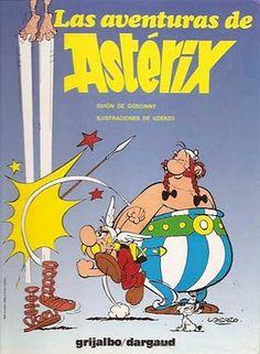 Las aventuras de Asterix
