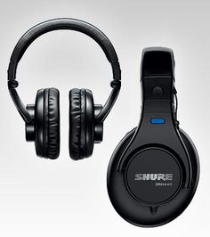 Shure SRH 440. no longer in possession. Loved the sweet voice performance for female singers. Alas, that's not a style I usually listen to . . .
