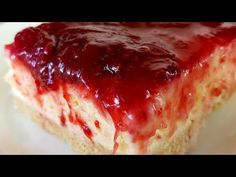 Easy cool sweets with 5 materials step by step ! Greek Recipes, Meatloaf, Cheesecake, Deserts, Sweets, Easy, Food, Gastronomia, Kuchen