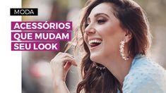Acessórios que mudam seu look | CAMILA GAIO - YouTube Camila, Youtube, Look, Fashion Accessories, Instagram, Moving Out, Diy Creative Ideas, Necklaces, Other Accessories