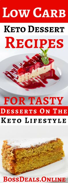 If you are looking for some low carb keto cheesecake dessert recipes, that's deliciously mouth watering. Then you are reading the right article! In this article you will fine some low carb keto cheesecake dessert recipes round-ups that will make you fall in love with Low carb ketogenic cheesecakes. >Low Carb Keto Dessert Recipes For Tatsy Desserts on The Keto Lifestyle< #Cream Cheeses #Gluten Free #DessertRecipes #AlmondFlour #ketogenicdiet #keto #food #ketorecipes #ketogenic #ketodiet…