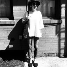 FIRST STEP IN FALL l NEW #style #fashion #blogger #girl #fun #nyc #ootd