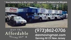 East Hanover NJ Moving Companies