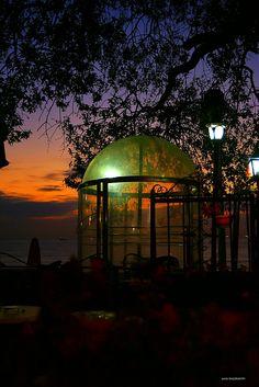 Moda çay bahçesi. Kadıköy. İstanbul. Turkey . Fotograf: Emin Küçükserim