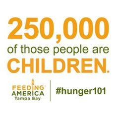 #hungerfacts #hunger101