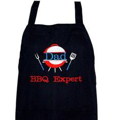 Daddy Dad Apron, BBQ Expert, Custom Birthday, Fathers Day Gift, Pops, Personalize With Name, Funny Grilling, Cooking, Ships TODAY, AGFT 731 Grandpa Gifts, Gifts For Dad, Fathers Day Gifts, Great Gifts, Birthday Gag Gifts, Personalized Birthday Gifts, Personalized Items, Grill Apron, Chef Apron