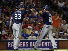 Matt Szczur returns to Chicago with Padres