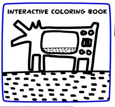Keith Haring Art Lessons for Kids